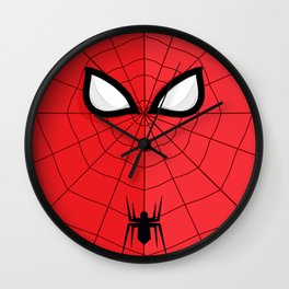 Spidey Wall Clock