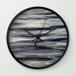 Calm Waters Wall Clock