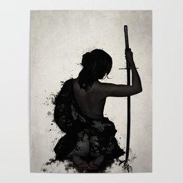 Female Samurai - Onna Bugeisha Poster