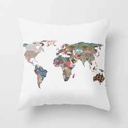 Louis Armstrong Told Us So Throw Pillow