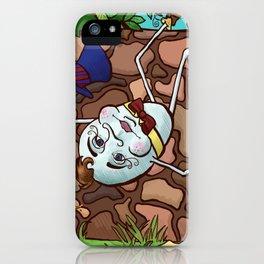 Humpty Dumpty's Next Move iPhone Case