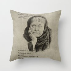 Blavatsky Throw Pillow