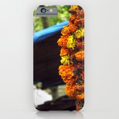 Indian Flowers Slim Case iPhone 6s