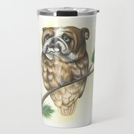 BullOwl Travel Mug