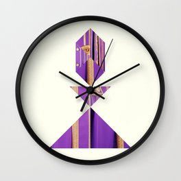 BISHOP Wall Clock