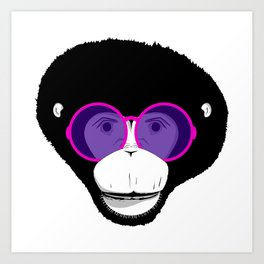 Chango! Art Print