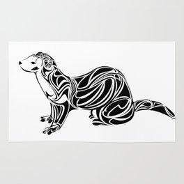 Ferret Design Rug