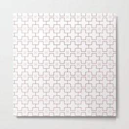 Simplified Chinese Metal Print