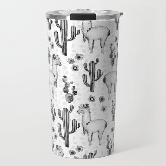 Llama Llamarama + Cactus 2 by grapebubblegum