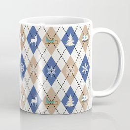 Jolly in the snow Coffee Mug