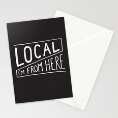 Local Stationery Cards
