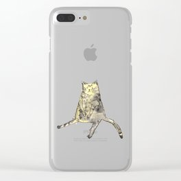 OIGHRIG Clear iPhone Case