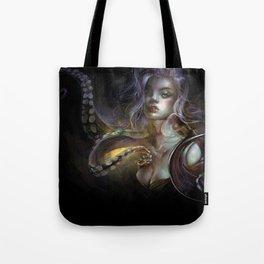 Unfortunate souls - Ursula octopus Tote Bag