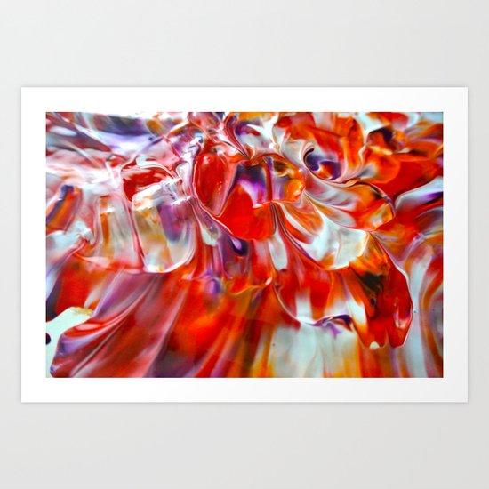 Colour Study Art Print