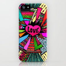 Power of Love...2 iPhone (5, 5s) Slim Case