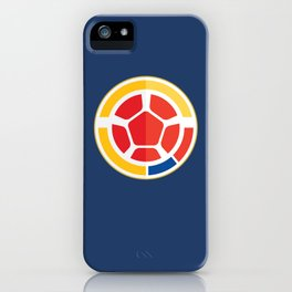 WORLDCUP IS COMING! - COLOMBIA iPhone Case