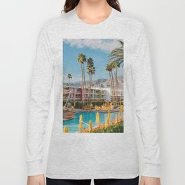 Palm Springs Saguaro Long Sleeve T-shirt