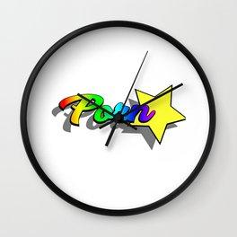 Ponstar Wall Clock