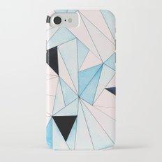 Geometric Washout #society6 #decor #buyart iPhone 7 Slim Case