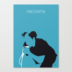 No045 MY The Prodigy Minimal Music poster Canvas Print