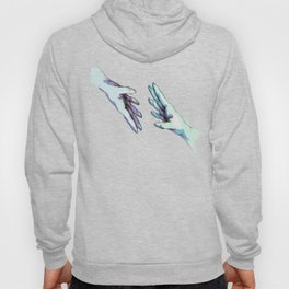 she would touch you with her absent hands Hoody