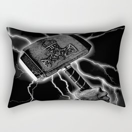 THOR'S HAMMER Rectangular Pillow