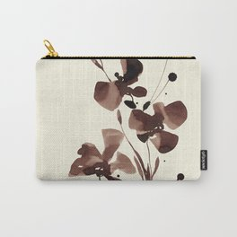 Organic Impressions 334zr by Kathy Morton Stanion Carry-All Pouch