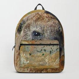African Rock Hyrax Backpack