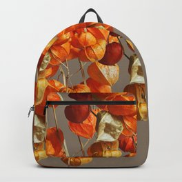 Dry hanging flowers Backpack