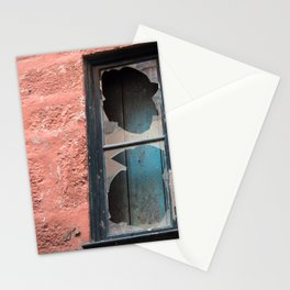 window of solitude  Stationery Cards