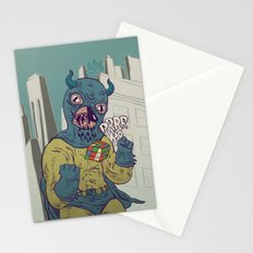 infernal machinery Stationery Cards