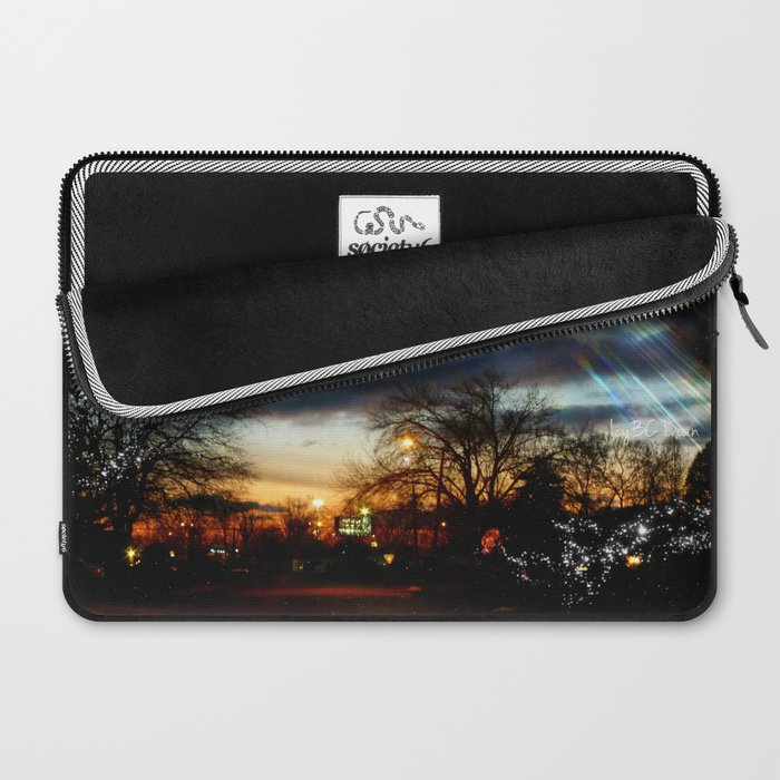 Leading Me Home Laptop Sleeve