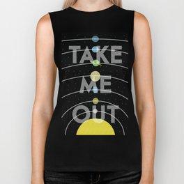Take me out Biker Tank