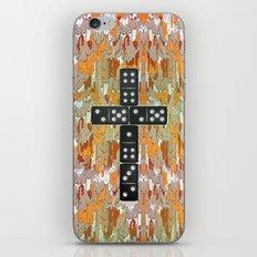 Holy Domino.0.2 iPhone & iPod Skin