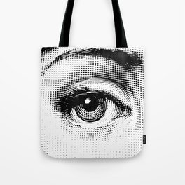 Lina Cavalieri Eye 01 Tote Bag