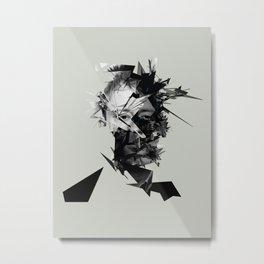Thom Yorke. Metal Print