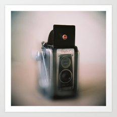 Kodak Duaflex IV Art Print