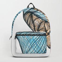 sea urchin Backpack