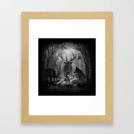 Concerto Framed Art Print