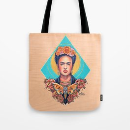 Viva La Frida Tote Bag