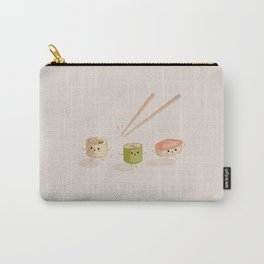 Running Sushi Carry-All Pouch