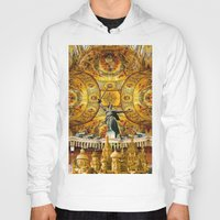 russia Hoodies featuring HISTORICAL RUSSIA by sametsevincer