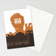 The Walking Dead Prison Walkers Stationery Cards