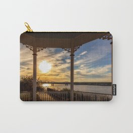 Mississippi River Gazebo Carry-All Pouch