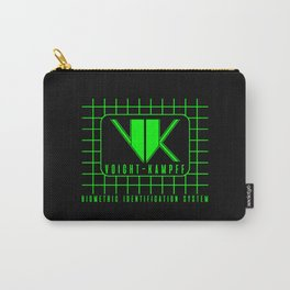 Biometric identification system Carry-All Pouch