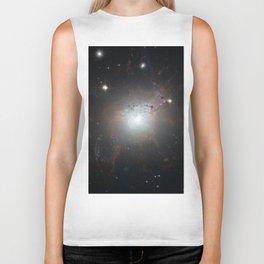 Bright galaxy Biker Tank