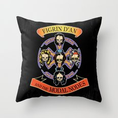 Figrin D'An and the Modal Nodes Throw Pillow