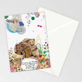 I Would Be Stationery Cards