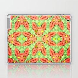 Sphynx Cat Pattern Laptop & iPad Skin