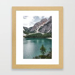 Mountain Adventures Framed Art Print